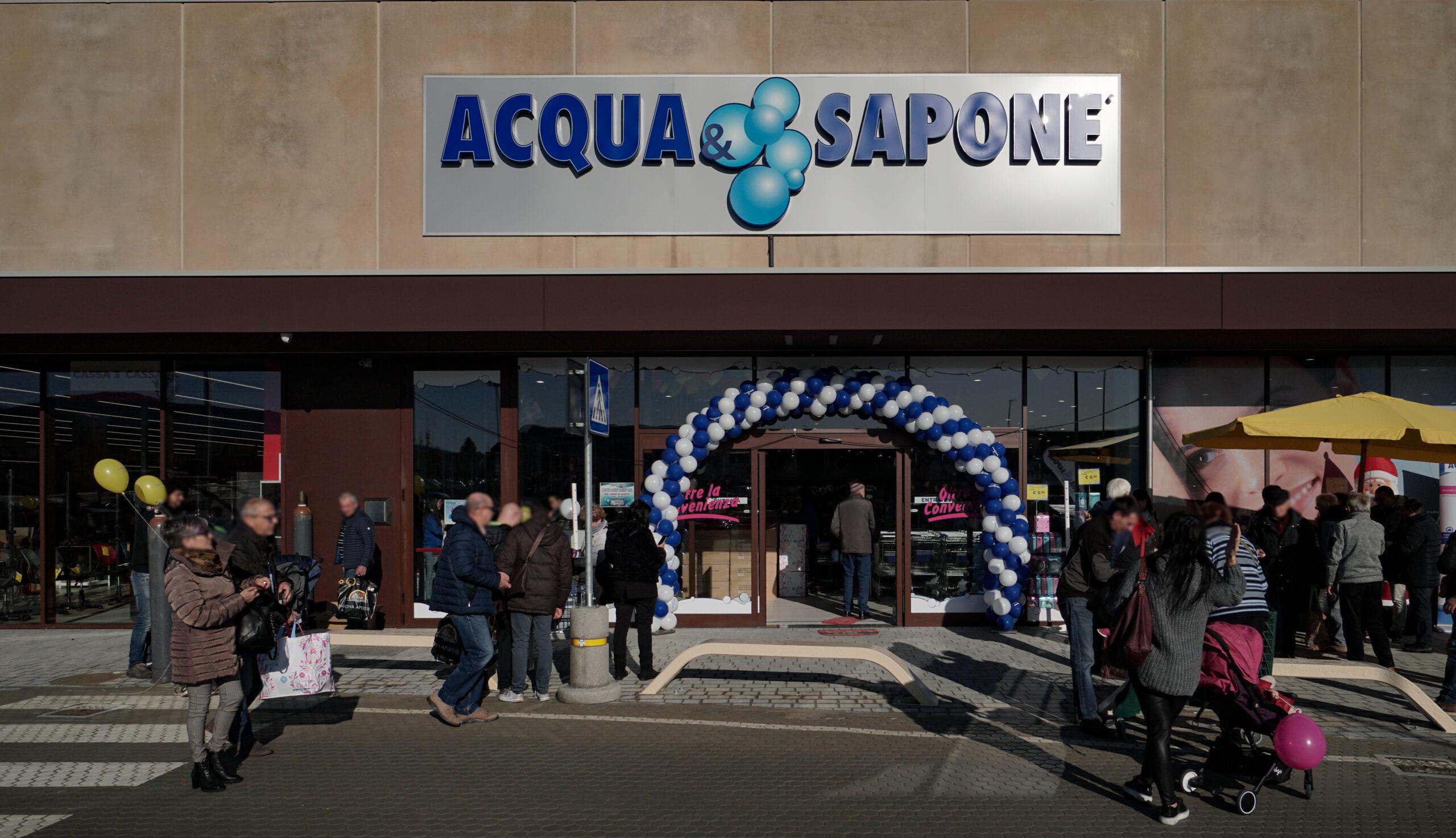 Acqua e Sapone Saluzzo