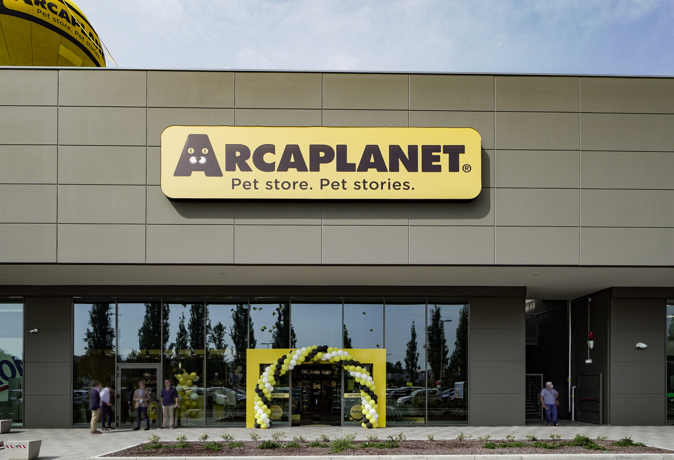 Arcaplanet Carpi