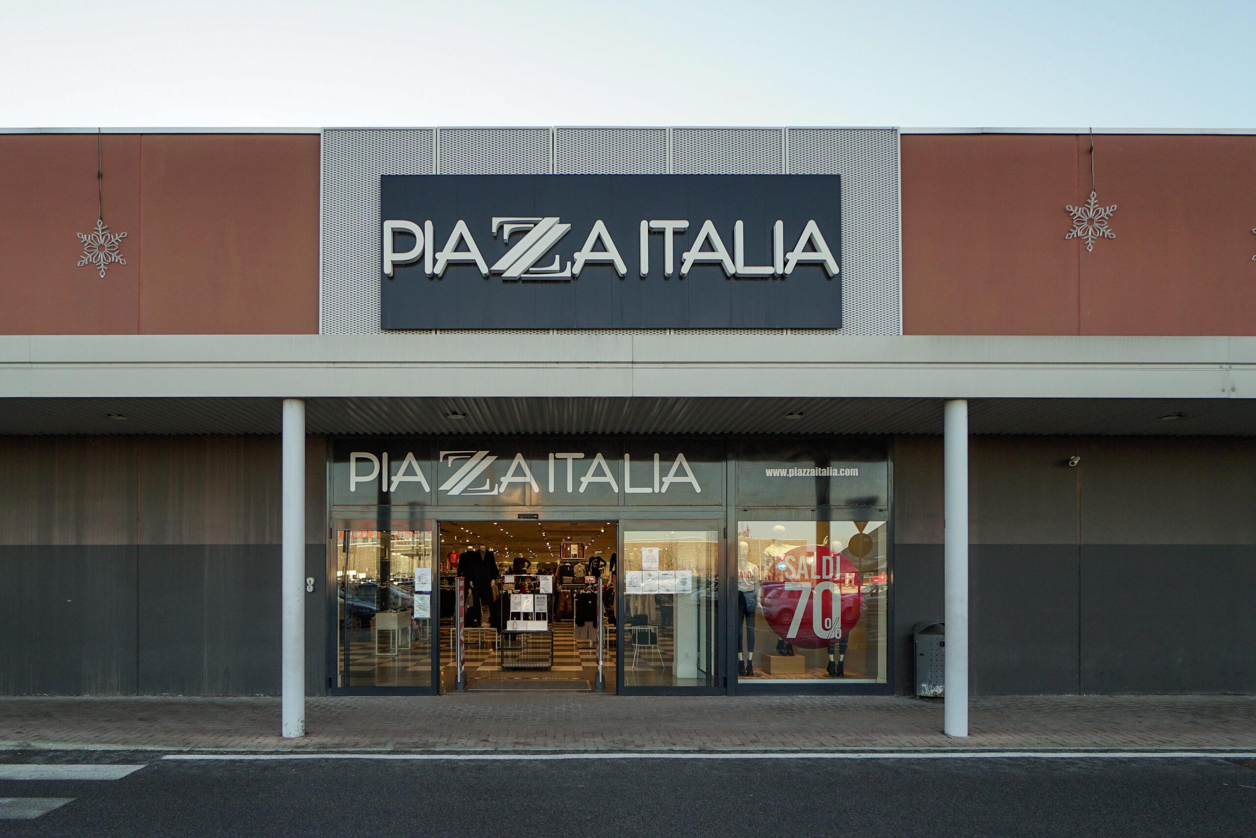 Piazza Italia Carmagnola