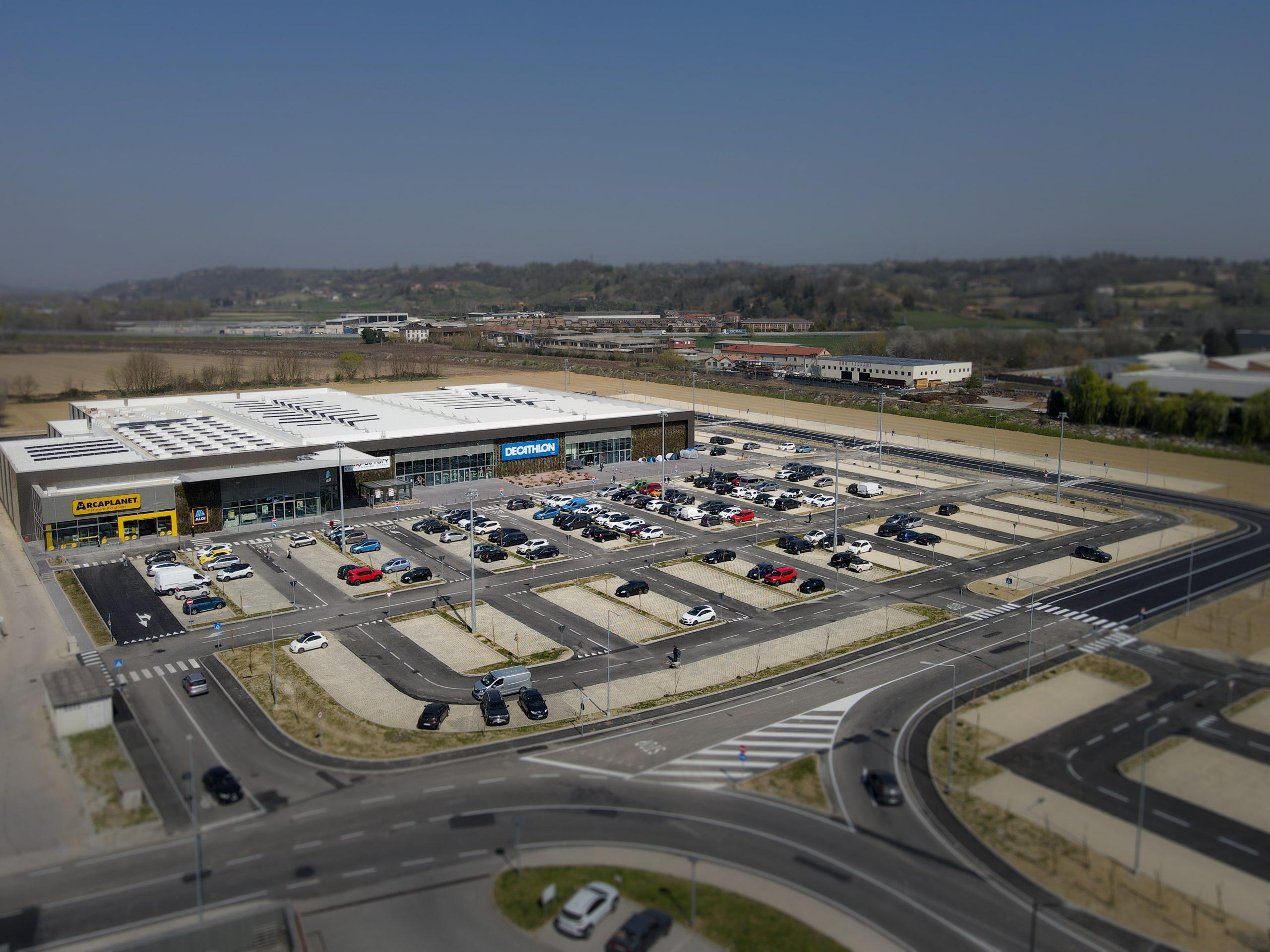 Parco Commerciale Asti